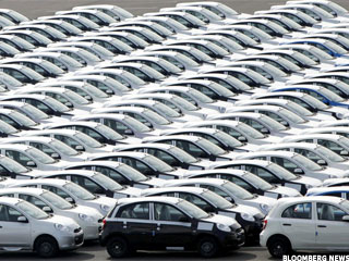 New-Car Sales Projected to Gain 11%-12% in October