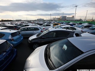 Auto Sales Gains Expected in February