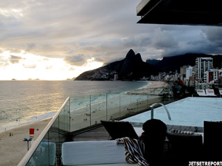 Rio's Moment Nears Without Top New Hotels