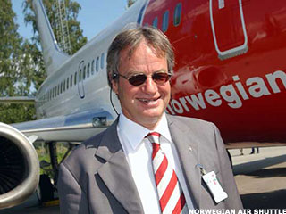 Norwegian Air CEO Says Boeing 787 Still the Right Choice