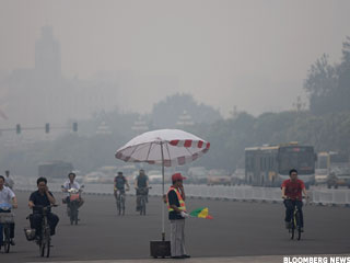 Cleaning Up in Polluted China