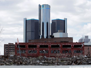 Wall Street Weighs Detroit's Bankruptcy