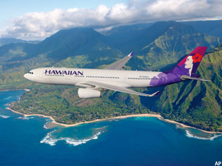 Hawaiian Air, Growing Quickly, Plans Beijing Service