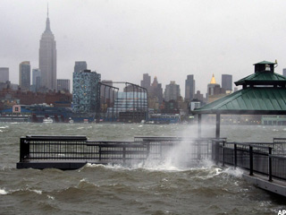 Hedge Funds Pump Millions Into Sandy Relief