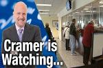 Jim Cramer Is Watching Big Banks in the Trading Week Ahead