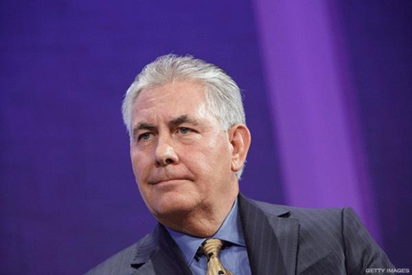 Exxon Mobil CEO is Trump's Choice for Secretary of State
