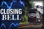 Closing Bell: Norfolk Southern Jumps on Deal Interest; Stocks Slip