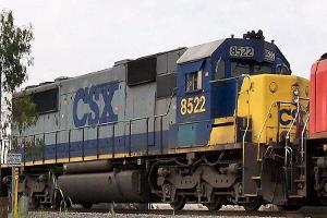 CSX Misses on Bottom Line in Fourth Quarter, Beats on Top Line