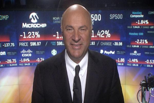 Shark Tank Star Kevin O'Leary Says the Good Old Days of Investing Are Back