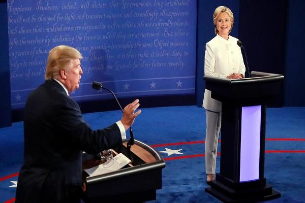 Presidential Candidates Debate, Wall Street Says Nothing New to See
