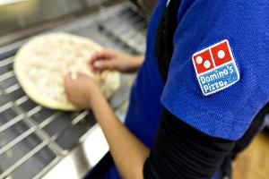 Jim Cramer on Domino's Pizza and Its Tech Strength