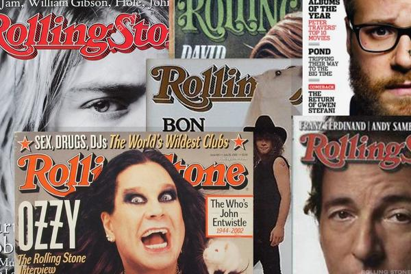 5 of the Most Memorable Rolling Stone Covers