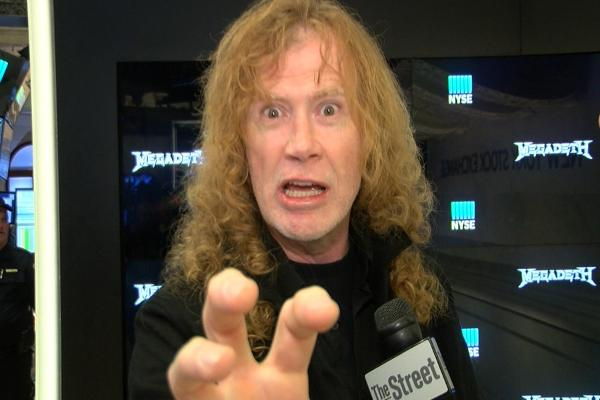 Talking Wine With Megadeth's Dave Mustaine