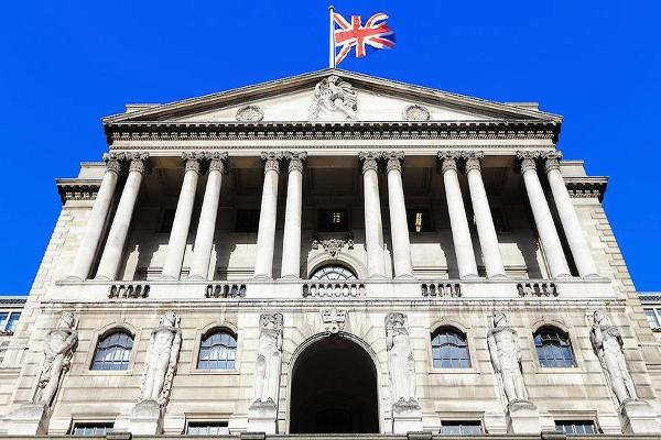 U.S. Stocks Waver on Bank of England Rate Cut; Jobless Claims Rise