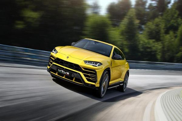 Here's Everything You Need to Know About Lamborghini's New Urus 'Super SUV'