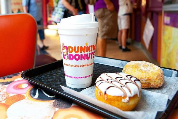 Here's How Dunkin' Donuts Wished Starbucks a Happy National Coffee Day