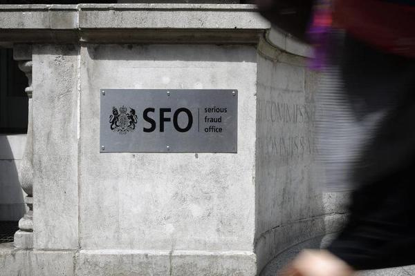 U.K. Serious Fraud Office Charges Former Executives At A Big British Bank