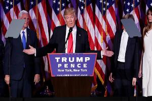 Markets Await Donald Trump's Inauguration Speech Friday