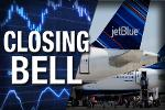 Closing Bell: JetBlue Suffers Network Outage; Stocks Rally