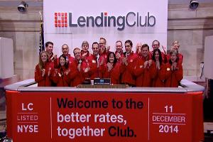 Bloomberg Businessweek's Max Chafkin Discusses LendingClub Past and Future