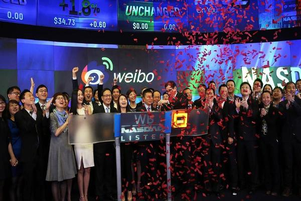 China's Weibo Will Soon Overtake Twitter