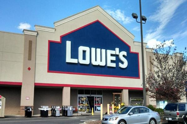 Here's Why Shares of Lowe's Are Lower on Wednesday