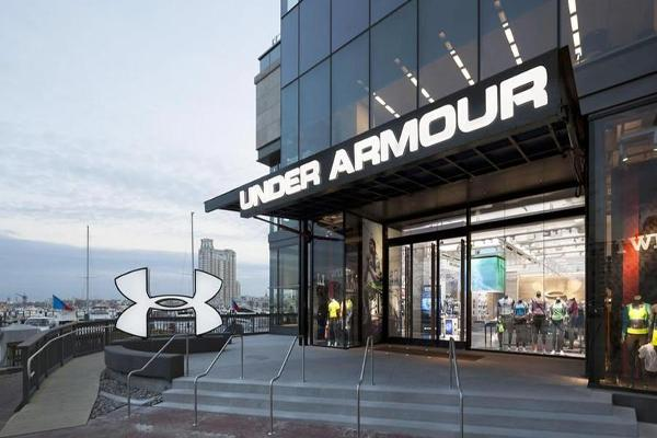 Under Armour Shares Climb on Management Reshuffle