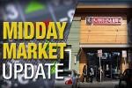 Midday Report: Chipotle Falls on Analyst Warning; U.S. Stocks Mixed