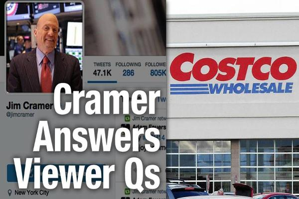 Jim Cramer Prefers Costco Over Walmart, Likes Retailer L Brands