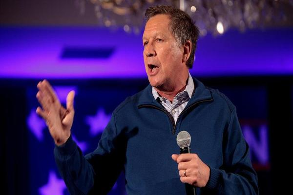 Gov. John Kasich: Trump Administration Needs to Chew Gum and Walk at the Same Time