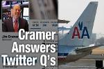 Jim Cramer Says American Shares Could Get Grounded, Own Apple