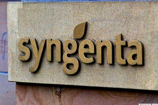 Syngenta CEO 'Confident' of Closing ChemChina Deal in Second Quarter