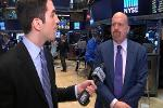 Jim Cramer Discusses Cisco, Walmart, Alibaba, Ascena Retail and Foot Locker