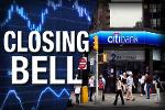 Closing Bell: U.S. Stocks Rally; Citigroup, Goldman Sachs Jump