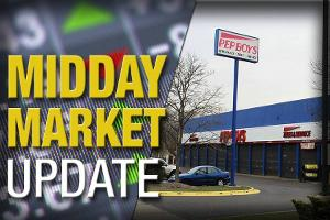 Midday Report: Pep Boys, Icahn Seal Deal; Crude Oil Slides