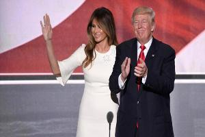 Take a Look at the New First Lady of the United States, Melania Trump