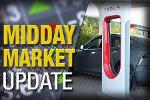 Tesla Model S Sales Surge; Stocks Rocket Higher as GE Leads Dow