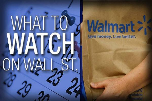 What to Watch Tuesday: Walmart, Home Depot Earnings; Housing Starts