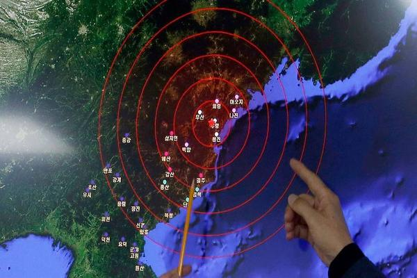 North Korea Claims Successful Test of Nuclear Bomb, Rattles Markets