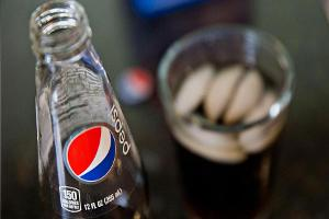 Jim Cramer on Pepsi's Shift to Healthier Beverages