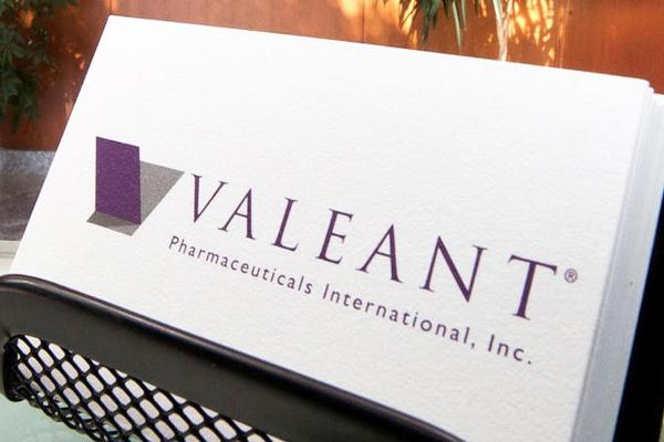 Valeant Stock Surges Ahead of Anticipated Drug Approval