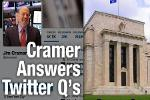 Cramer: Markets to Dip for a Few Weeks When the Fed Raises Rates