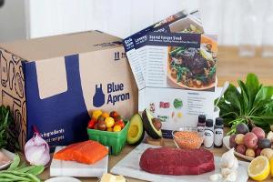Blue Apron Has Captured Millennials but Competition From Amazon and Whole Foods Is Fierce