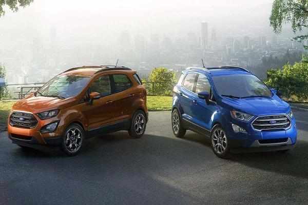 Ford Looks to Attract Millennials With Launch of 2018 EcoSport in U.S.