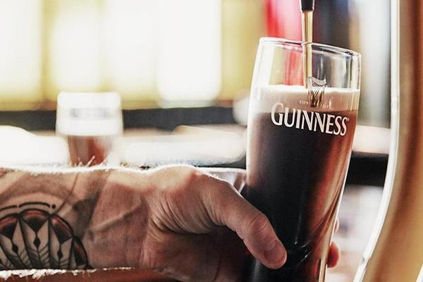 Diageo Is Looking to Open a Guinness Brewery in the U.S.