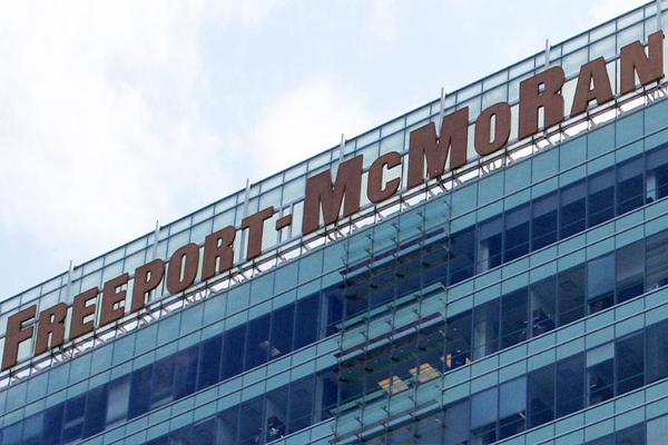 Jim Cramer on Freeport-McMoRan: Copper Is Exploding