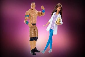 Mattel's New Line of WWE Action Figures Go on Sale at Walmart