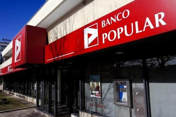 European Central Bank Orders Rescue of Spain's Banco Popular