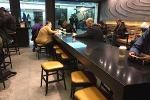 Take a Look Inside This Newly Renovated Starbuck's Store