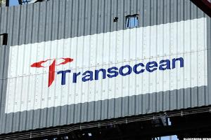 Here's Why Shares of Transocean are Higher in Thursday's Session